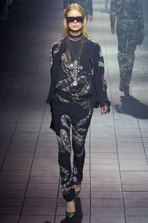 2012春夏巴黎时装周四大女装流行趋势主题盘点