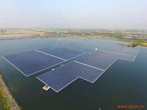 全球最大水面漂浮光伏电站在我国并网发电【资讯】