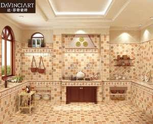 达芬奇瓷砖有哪些优点 瓷砖的种类有哪些_a