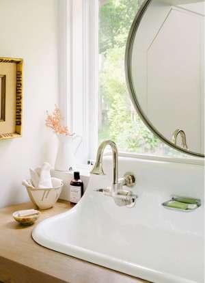 资讯生活浴室设计有品位?设计师说应该这样做