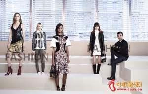 资讯LV五月在蒙特卡罗举办2015早春时装秀