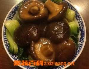 如何炒香菇青菜 如何做青菜炒香菇
